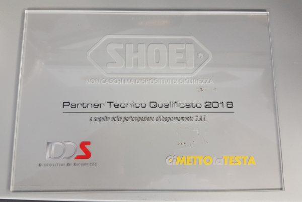 Elledue Partner tecnico qualificato Shoei